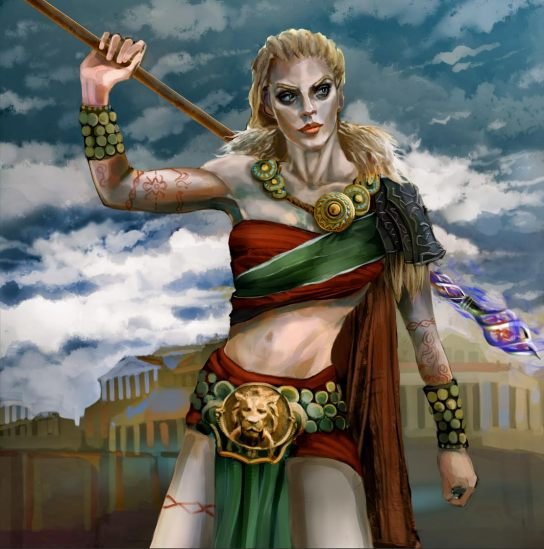 Guardian female 1